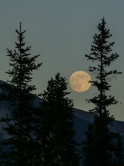 Monthly Full Moon Dinners: Summer/Fall 2021